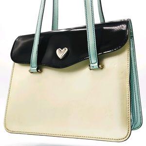 Moschino Redwall Vintage Handbag